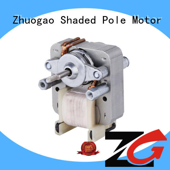 high quality exhaust fan blower motor supplier for disinfection Zhuogao