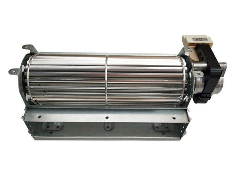 size size ptc OEM cross flow fan Zhuogao customized electric