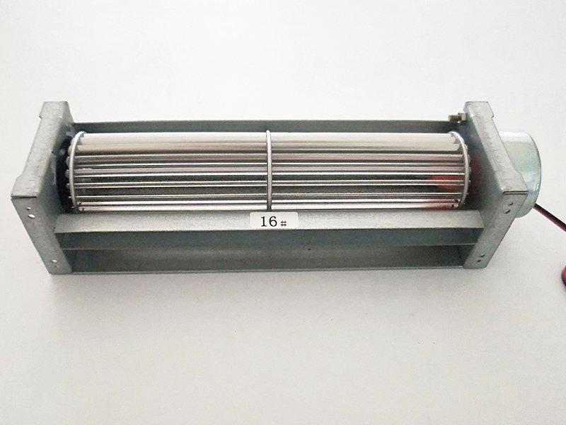 low dc cross flow fan air size Zhuogao company