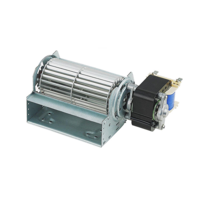 Mini cross flow fan circulation,1000-2800RPM, Airflow 130m³/H, Low noise 55dbs