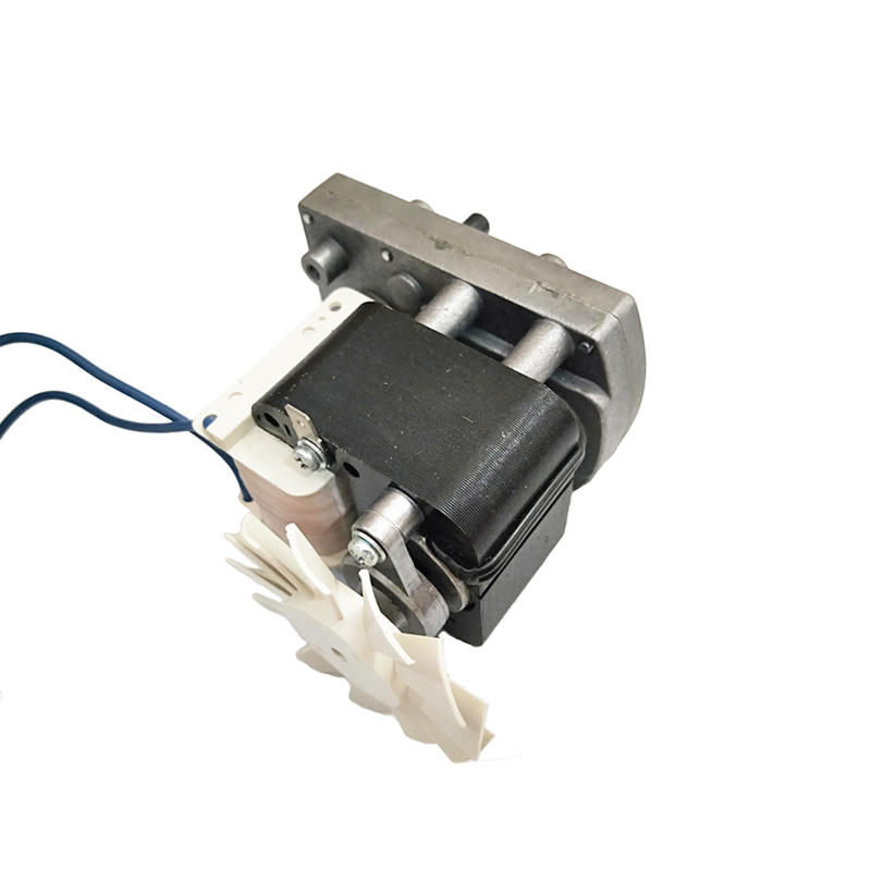 AC electric motor with gear box for Barbecue machine/kebab machine/meat grill 5RPM high torque