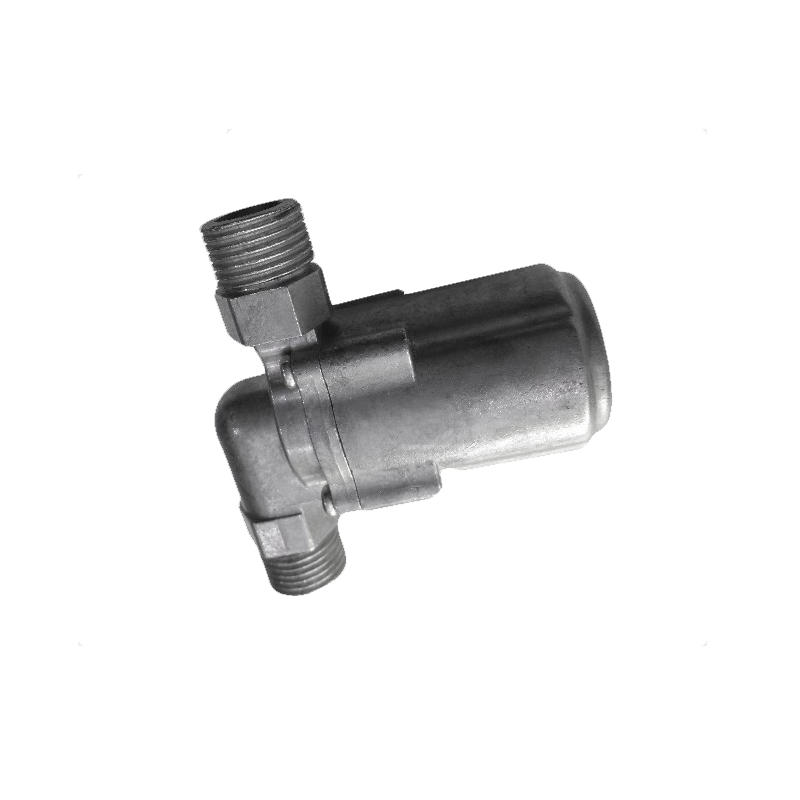 Aluminum brushless dc pump for solar water heater/bath machine,solar fountain. Model ZGP3505-1