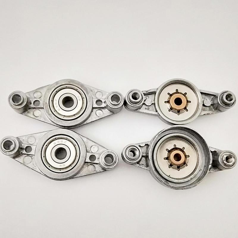 Custom ovengas shaded pole fan motor stainless Zhuogao