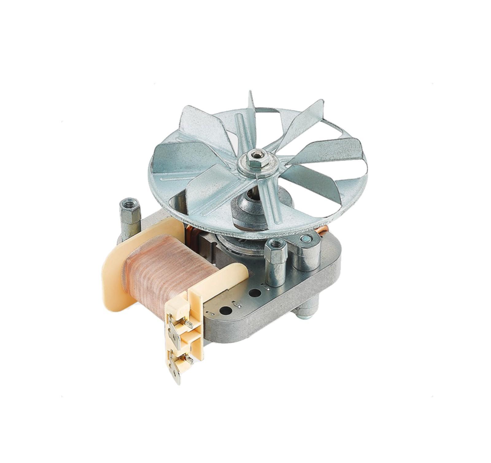 steel refrigerator small impeller shaded pole fan motor phase Zhuogao Brand