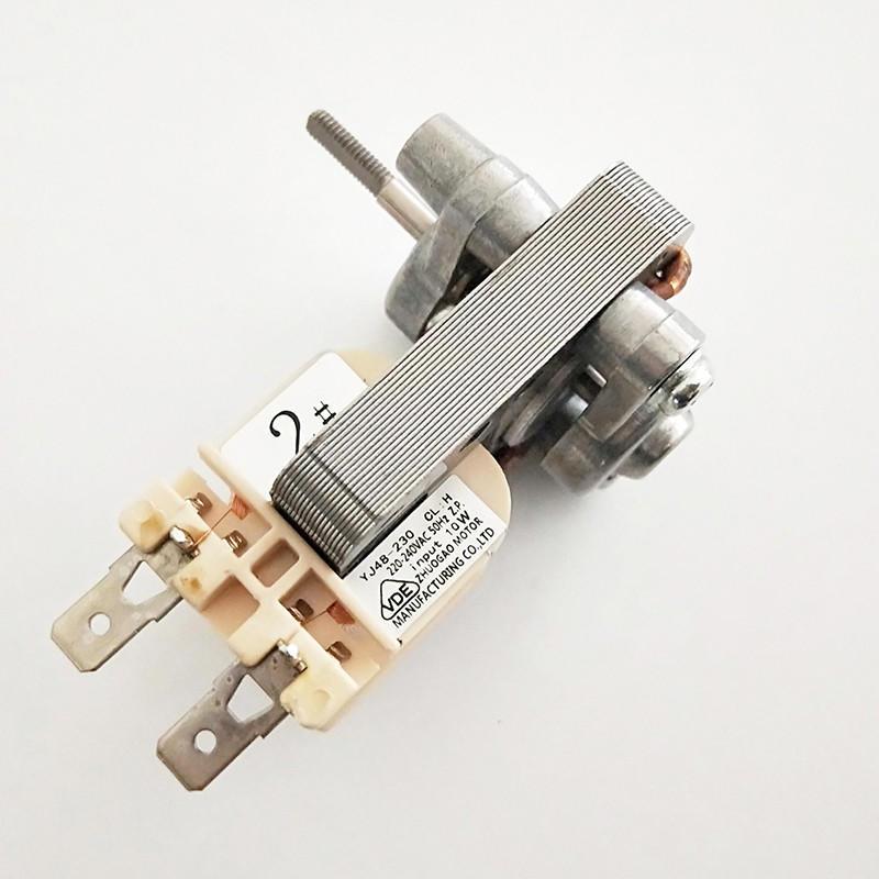 customized ac oven Zhuogao Brand Electric fan motor manufacture
