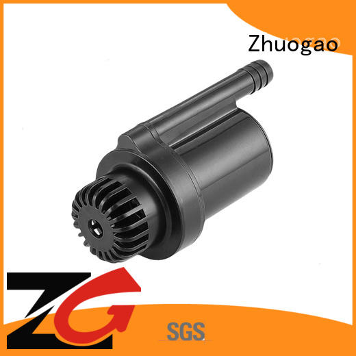 Zhuogao solar dc pump manufacturer for medical equipments