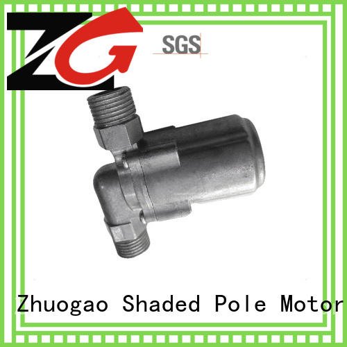 Zhuogao heaterbath dc motor pump manufacturer for medical equipments