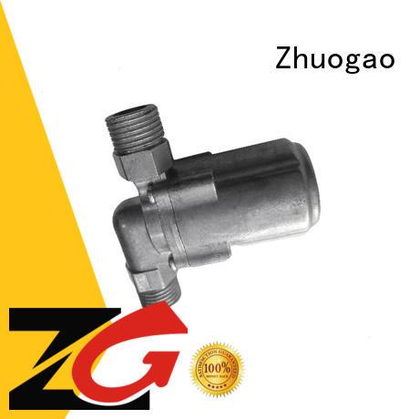 made Custom size power dc water pump Zhuogao low