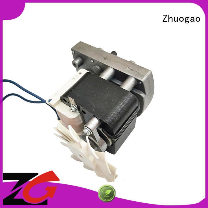 machine system OEM gear motor Zhuogao