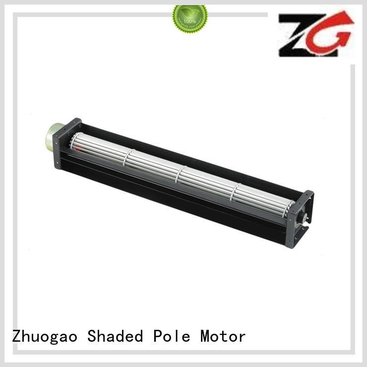 power blower croo low dc fan Zhuogao Brand