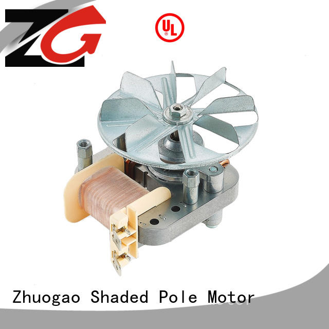 durable ac shaded pole motor series for stove pellet
