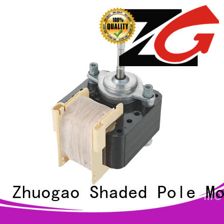 Zhuogao pole shaded pole fan supplier for cooler