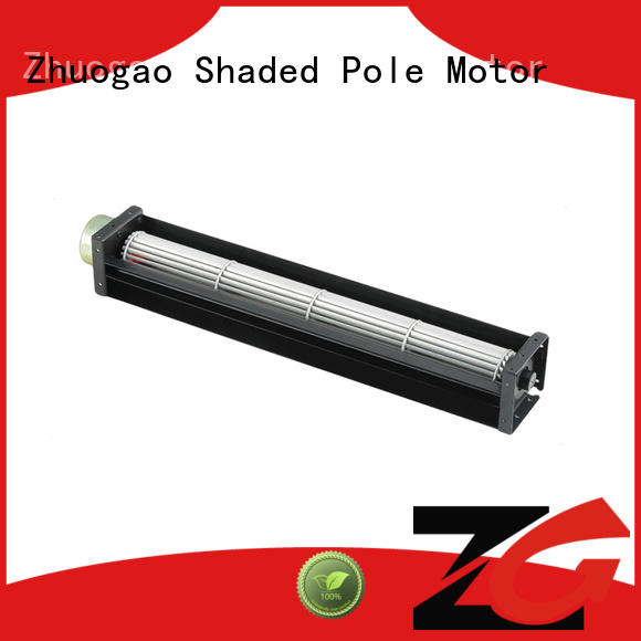 Zhuogao fan dc brushless fan in china for electric refrigerator
