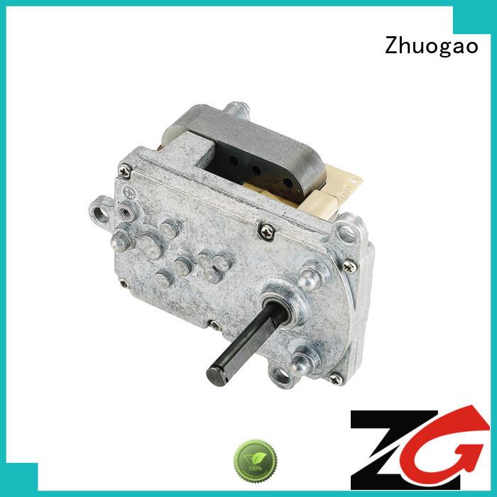 low machine gear motor torque Zhuogao Brand company