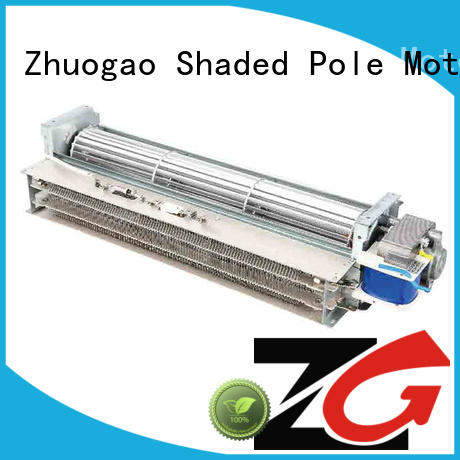 Zhuogao fan electric fireplace with fan heater in china for electric fireplace