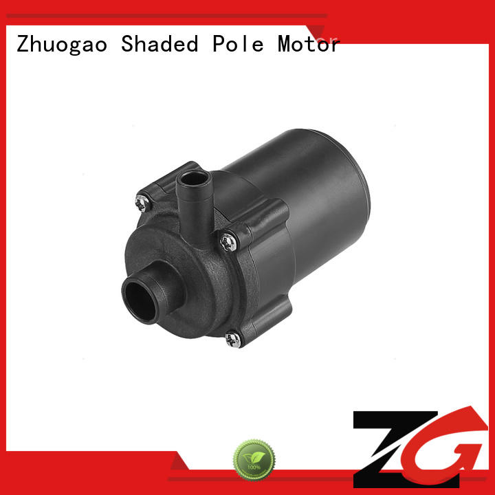 Zhuogao grade 12v dc pump wholesale for medical equipments