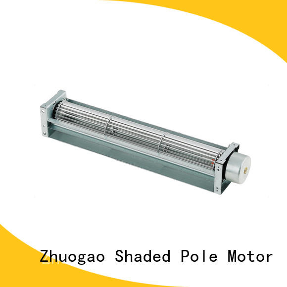 Zhuogao efficient dc powered fan factory price for dryer