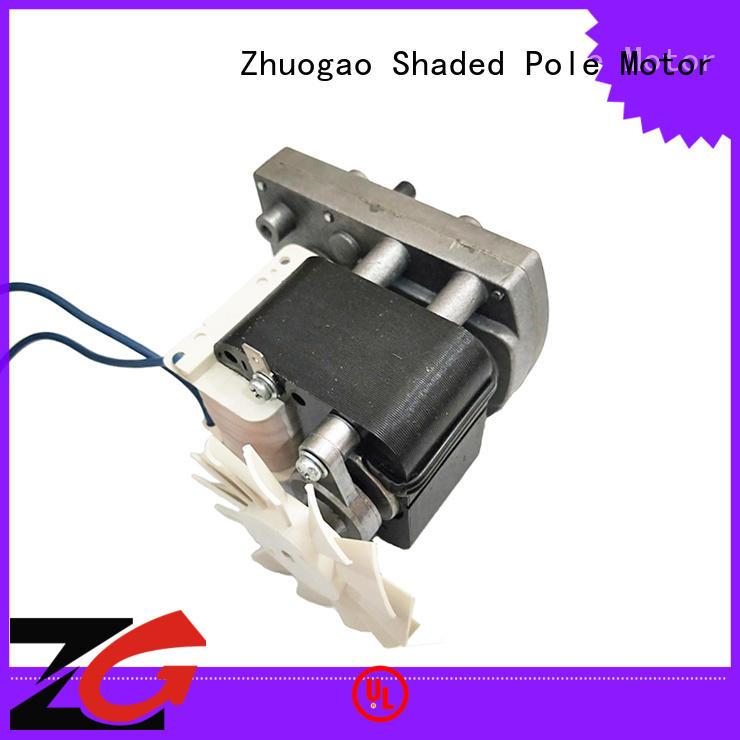 bbq gear motor price speed for BBQ machine Zhuogao