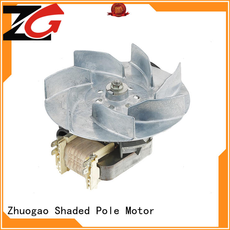Big commercial oven fan motor ac shaded pole motor large power supply 25-40W, model YJ72-18