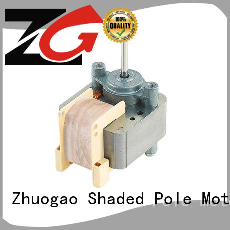 Zhuogao quiet exhaust motor electric for oven