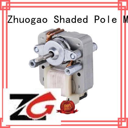 Electric fan motor small bathroom exhaust fan motor Zhuogao Brand