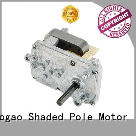 Zhuogao grill ac gear reduction motor grab now for BBQ machine