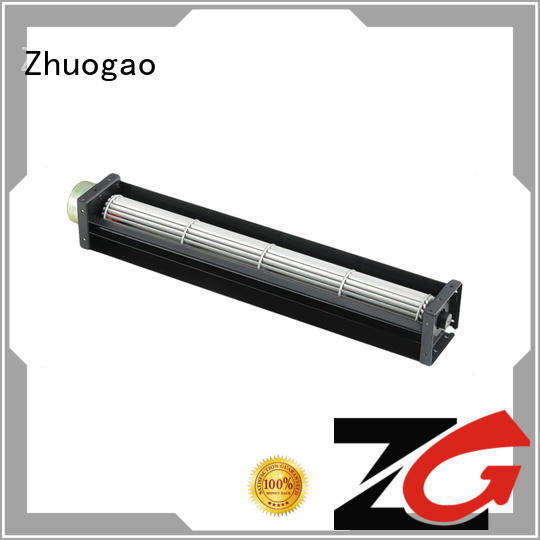 Zhuogao electric tangential fan supplier for fanheater