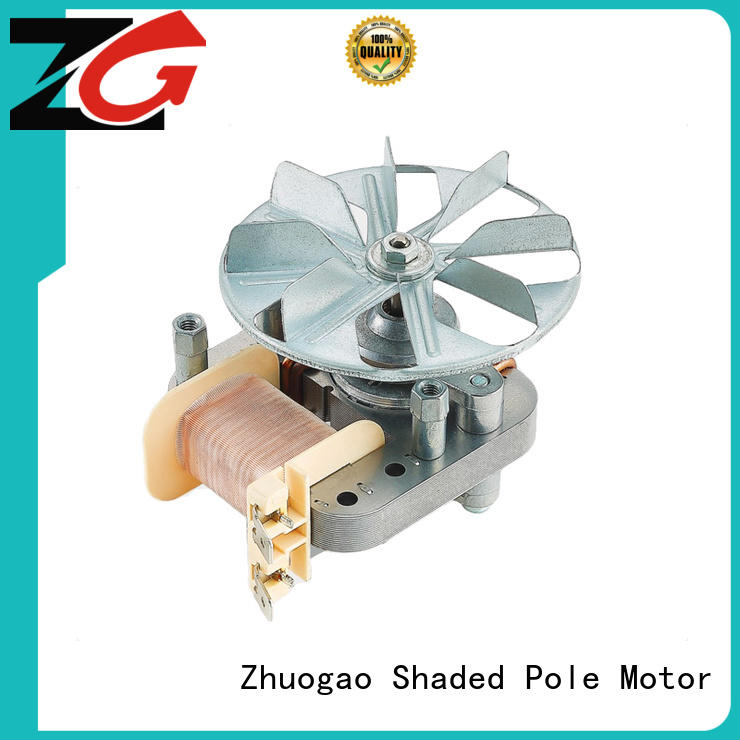 efficient shaded pole exhaust fan gel bulk production for micro oven