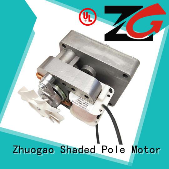 Zhuogao customized micro gear motor grab now for BBQ machine