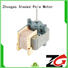 Zhuogao Brand volume efficiency bathroom exhaust fan motor size factory