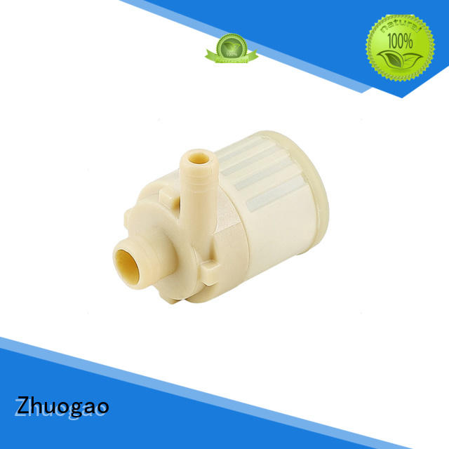 temperature noise Zhuogao Brand dc water pump
