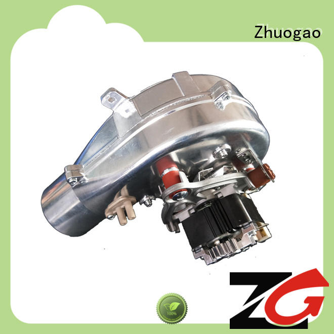 Centrifugal fan with hall sensor for gas water heater/gas boiler, low noise, high efficiency