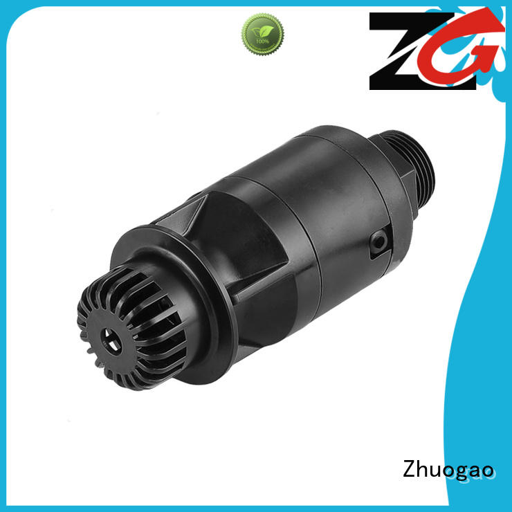 Zhuogao Brand fluid power machine dc powered water pump