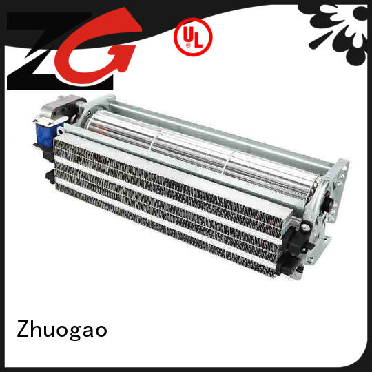 Zhuogao heater cross flow blower wholesale for dryer