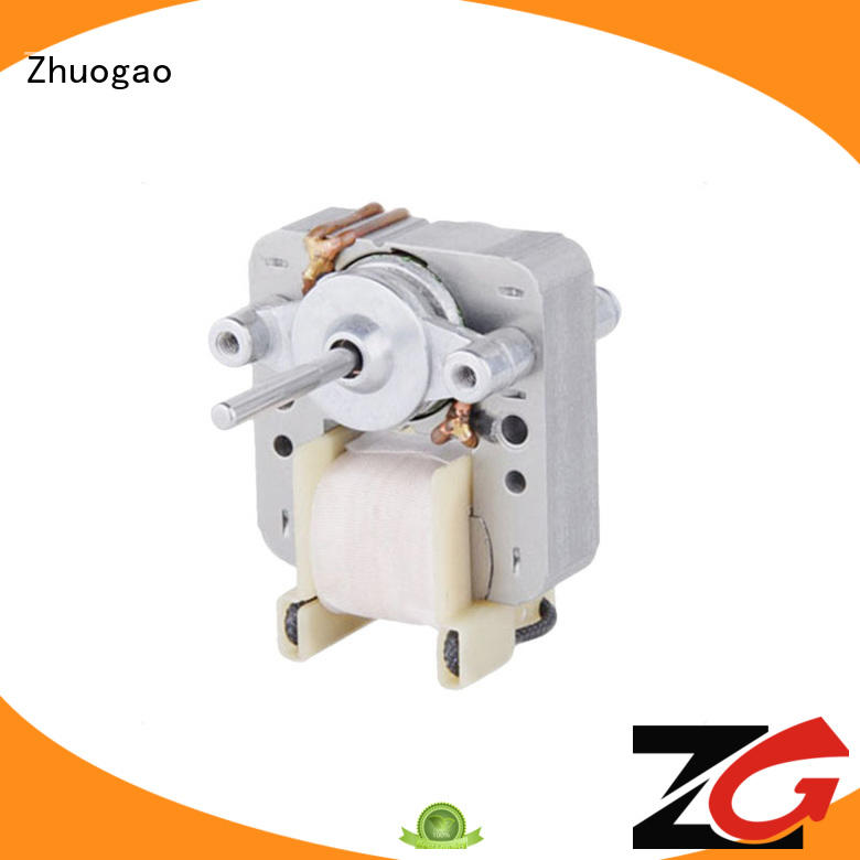 Zhuogao high efficiency asynchronous motor in china for electric refrigerator