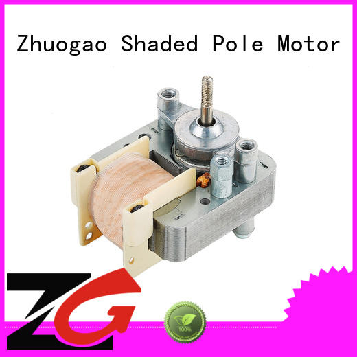 Zhuogao durable asynchronous electric motor in china for electric fireplace