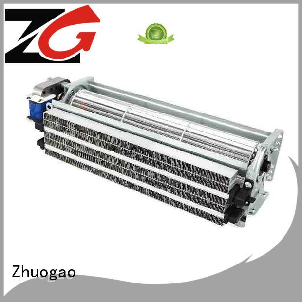 lightweight cross flow fan heating owner for fanheater