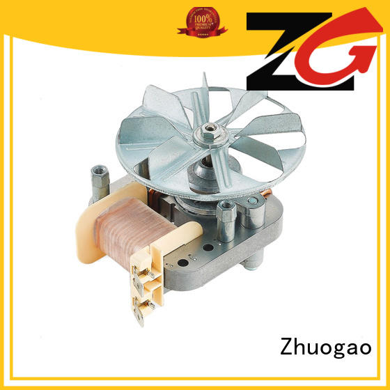 Zhuogao shaded shaded pole exhaust fan for manufacturer for gas oven