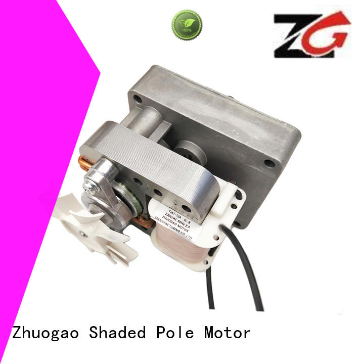 animal electric motor gearbox supplier for meat grill