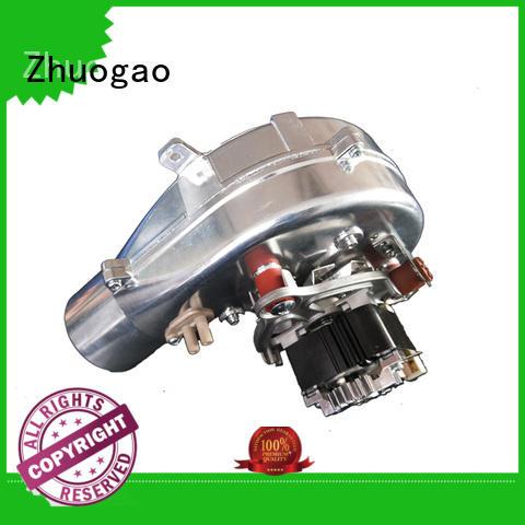 motor heatergas industrial centrifugal fan Zhuogao Brand