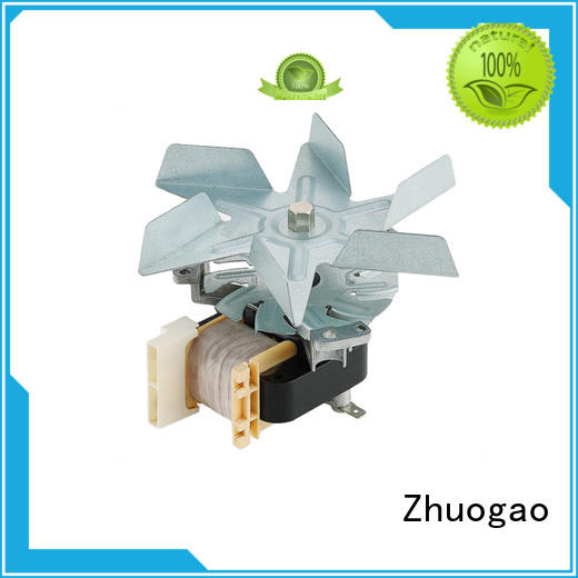 Zhuogao Brand air grade sealed shaded pole fan motor