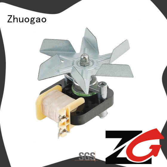 Zhuogao lightweight shaded pole exhaust fan in china for gas oven