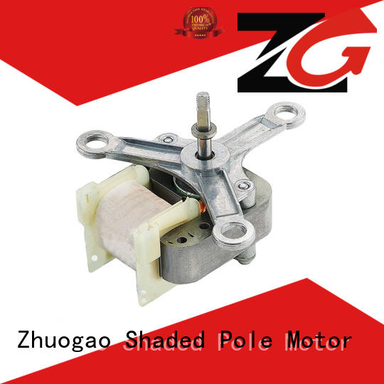 Zhuogao refrigeratorsmall single phase electric motor in china for halogen oven