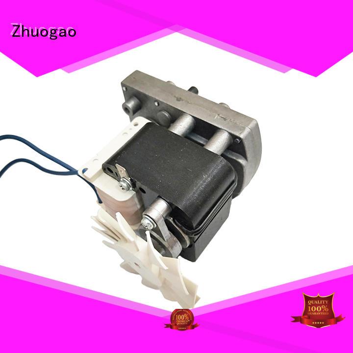 Zhuogao Brand sensor reducer gear motor variable factory