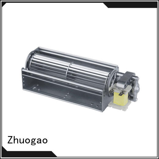Zhuogao good price cross flow blower wholesale for electric refrigerator