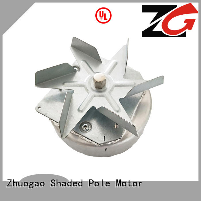 professional shaded pole motor fan 2040w supplier for micro oven