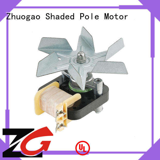 durable Oven convection fan motor 2040w supplier for cooler