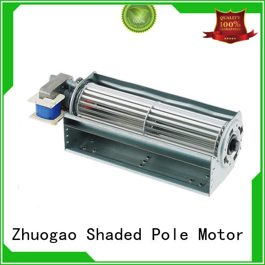 cross flow fan suppliers mica customized Zhuogao Brand company
