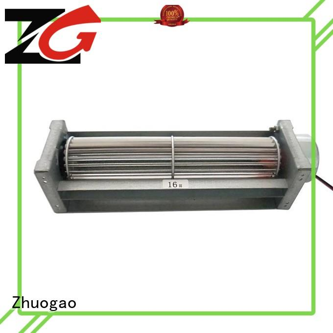 Zhuogao 28ms tangential fan owner for Air curtain