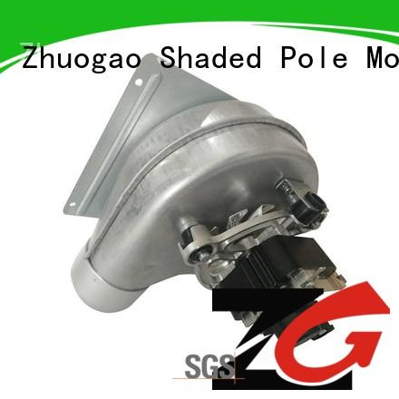 Zhuogao high quality industrial centrifugal fans gas for gas boiler
